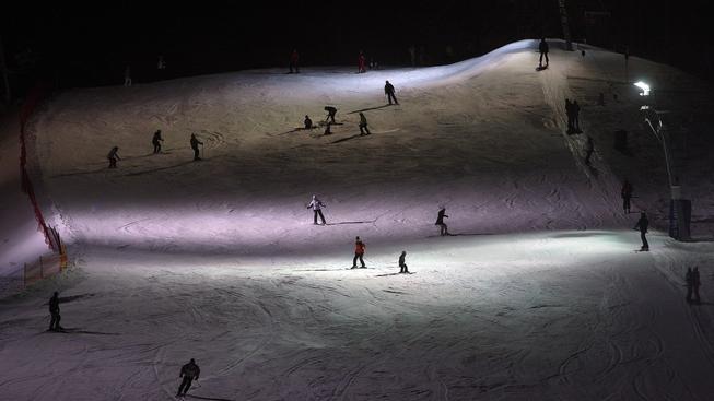 Večerní lyžování
