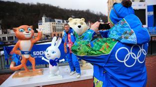 Olympiáda v Soči