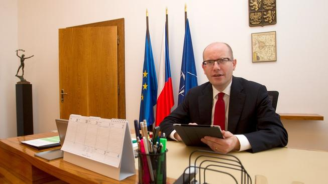 Bohuslav Sobotka (ČSSD)