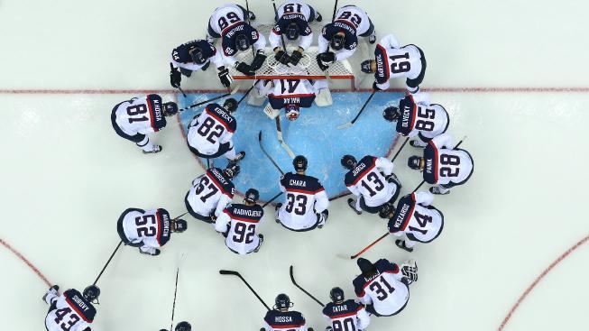 Slovenští hokejisté