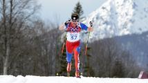 Švédští lyžaři vyhráli olympijskou štafetu, Češi doběhli osmí