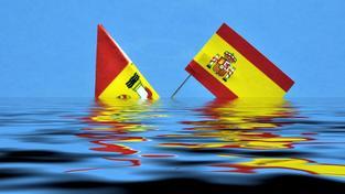 Španělský dluh (ilustrační foto)