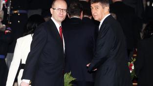 Bohuslav Sobotka, Andrej Babiš
