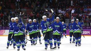 Slovinská hokejová reprezentace