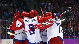 Ruská hokejová reprezentace