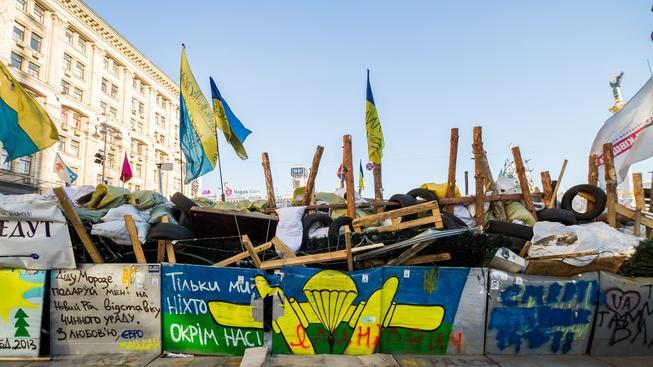 Ukrajina, Kyjev