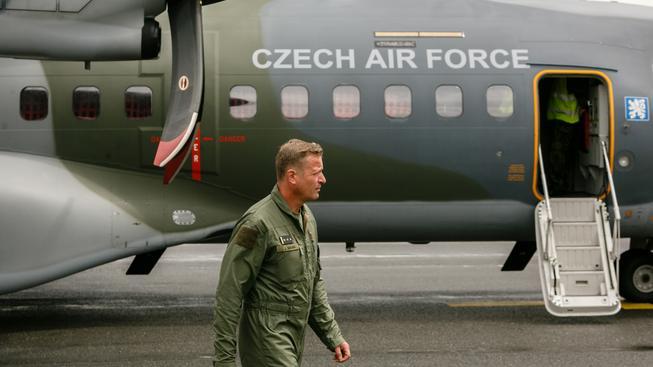 Český letecký speciál (ilustrační fotografie)