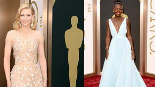 Nejlépe oblečené hvězdy na Oscarech