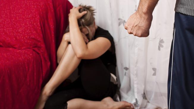 Domácí násilí (ilustrační fotografie)
