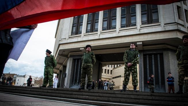 Okupace Krymu