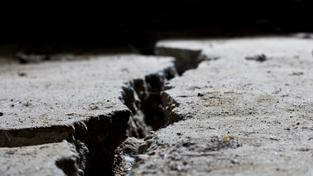 Zemětřesení (ilustrační fotografie)