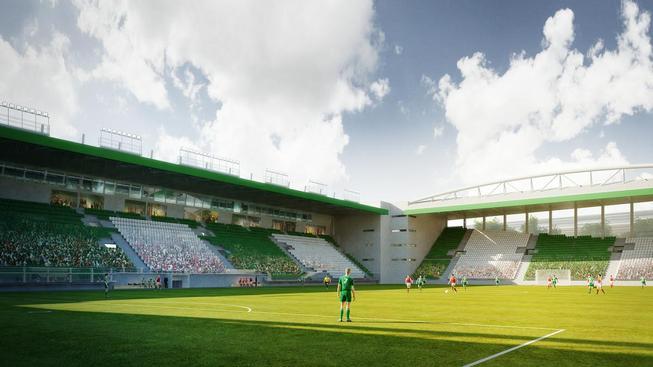Stadion Bohemians 1905