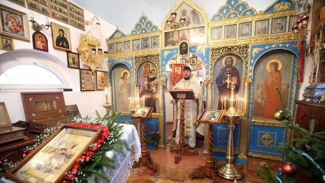 Církevní obřad (ilustrační foto)