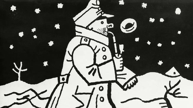 Dobrý voják Švejk na ilustraci Josefa Lady