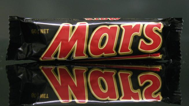Tyčinka Mars