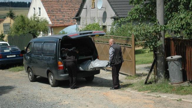 Vražda v Tymákově