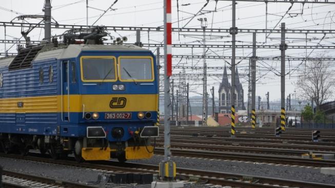 Vlak (ilustrační fotografie)