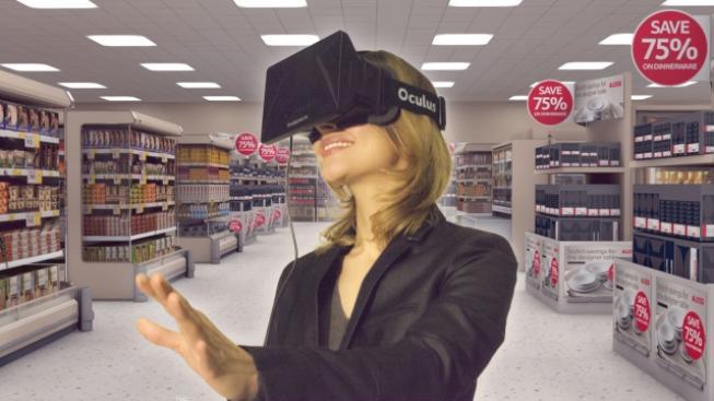 Brýle Oculus