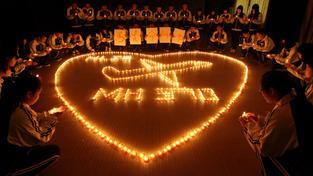 Zmizelý let MH370