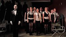 Ironický pohled na českou povahu v divadelní adaptaci knihy Gottland