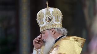 Ruský patriarcha Kirill