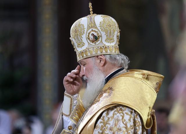 Komentář: Ondřej Soukup: Proč se ruský patriarcha Kirill z anexe Krymu neraduje