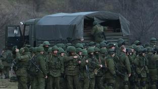Ruská armáda by dokázala obsadit Ukrajinu za tři dny, varuje alianční generál