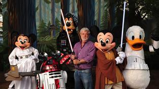Společnost Disney před časem koupila Lucasfilm a postupně natočí Epizody 8, 9 a 10 Hvězdných válek