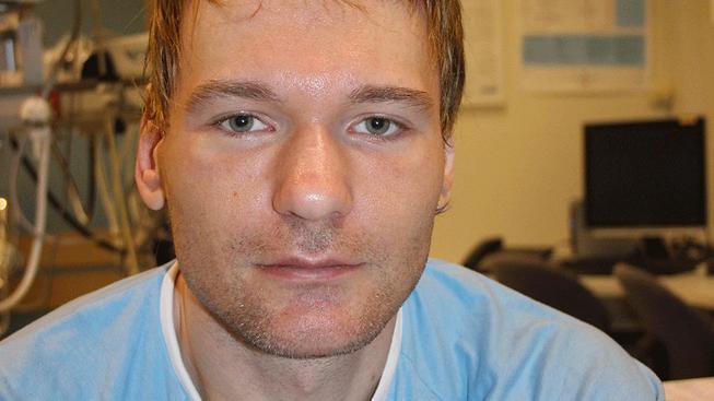Norská policie zveřejnila snímek muže, který ztratil paměť, ale nikoli znalost češtiny.
