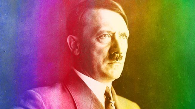 Heilování je gay, Hitler byl homosexuál, Spojené státy čeká homosexuální peklo, jak věří někteří američtí evangelici