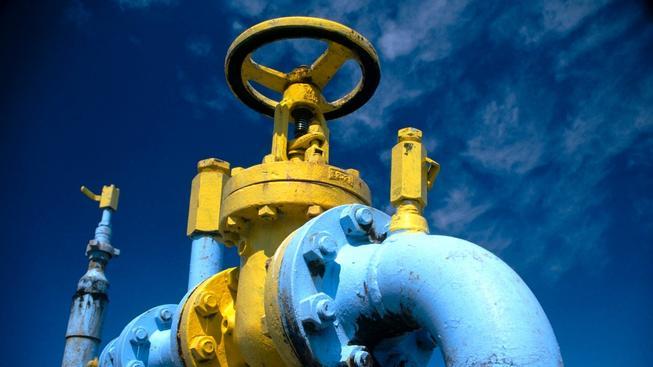 Plynovod, ilustrační fotografie