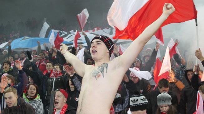 Fanoušci Slavie