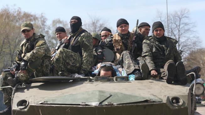 Ruští vojáci