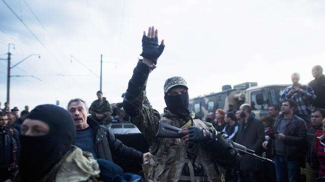 Východní Ukrajinou dál zmítá neklid
