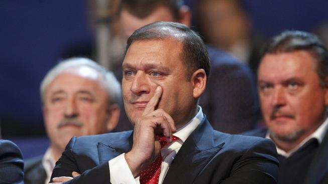 Proruský kandidát na prezidenta Ukrajiny Michail Dobkin