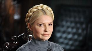 Ukrajinská expremiérka Julija Tymošenková
