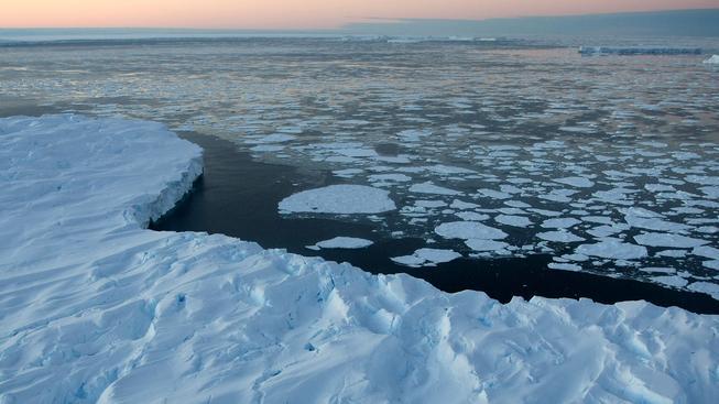 Antarktida je dnes jedním z nejstudenějších míst planety, ale bývalo tam výrazně tepleji