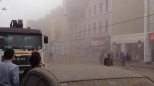 Výbuch ve Vídni