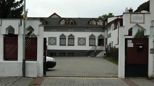Pražská mešita (ilustrační fotografie)