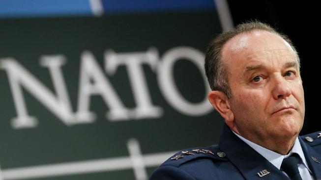 Vrchní velitel sil NATO v Evropě Philip Breedlove