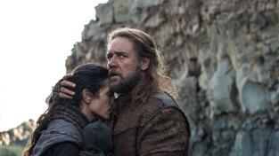 Russell Crowe jako Noe