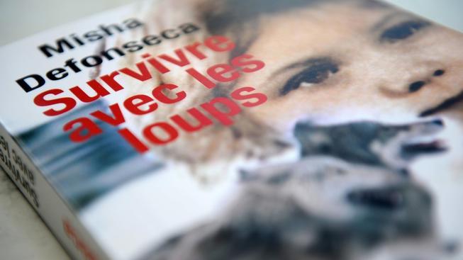 'Falešná' kniha o holocaustu