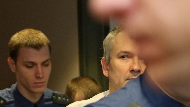 Radek Březina, obviněný v případu lihové mafie