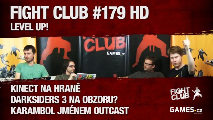 Fight Club #179 HD: LEVEL UP!