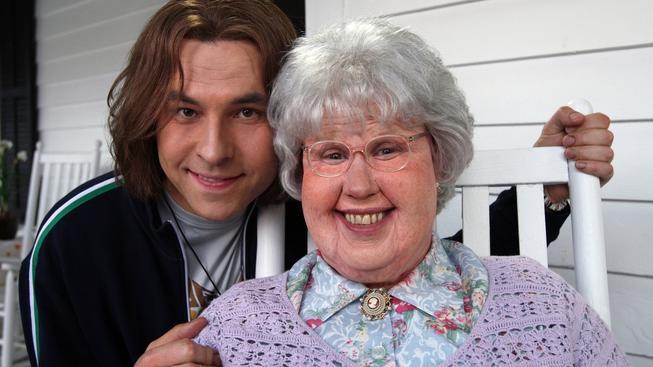Záběr ze seriálu Little Britain
