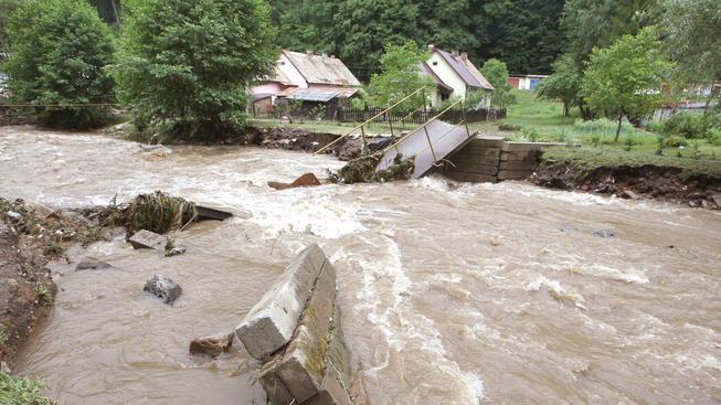 Záplavy (ilustrační foto)