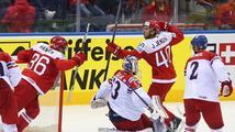 Rozhodčí se Čechům omluvili za góly s Dánskem a se Švédskem. Špaček: Jsou strašně špatní…