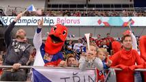 Šampionát v Bělorusku láká. Téměř jistě překoná historický divácký rekord z Česka