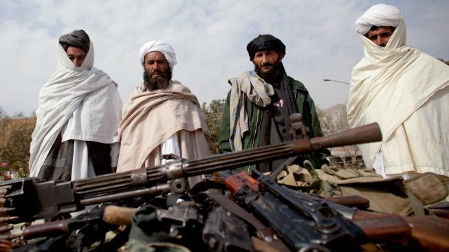 Tálibanští bojovníci
