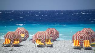 Moře, slunce, zábava: Ideální dovolená na Rhodosu